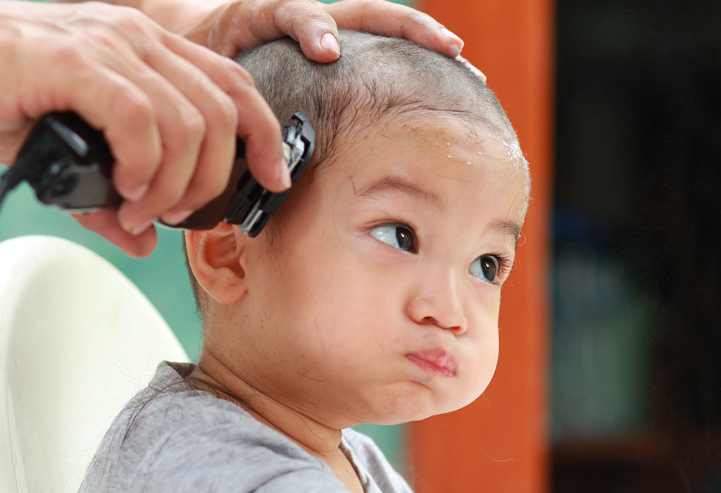 Shaving A Baby S Head For Thicker Hair Fact Or Myth