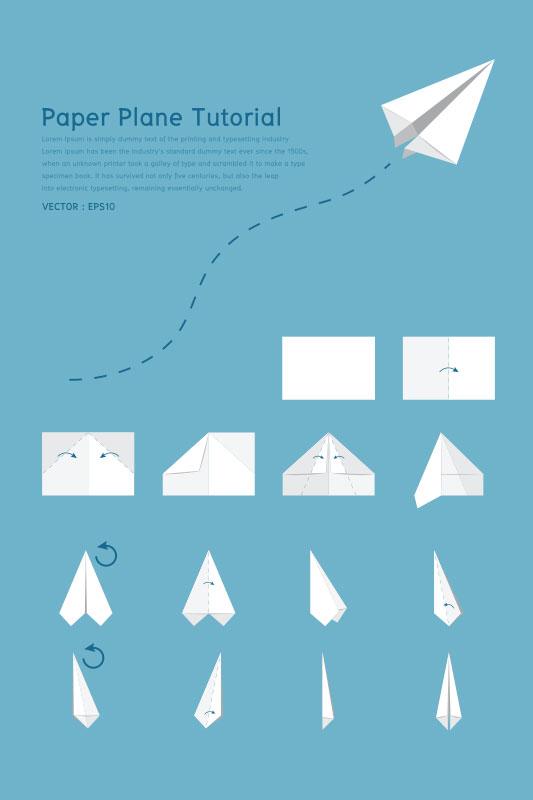 Craft Paper Plane