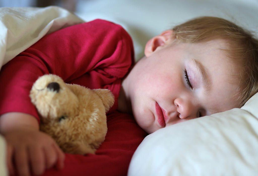 Understand your child's sleep requirement