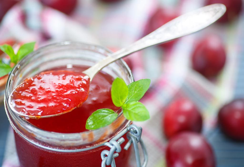 How to Select and Store Cherries for Babies