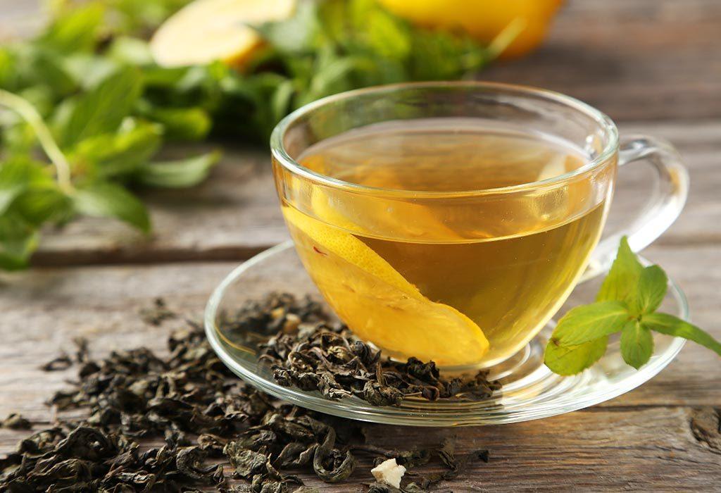 Sip Green Tea