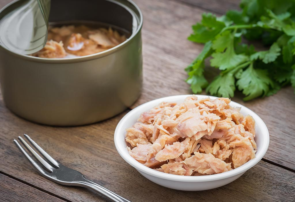 Tuna for Babies - Is It Safe, Benefits