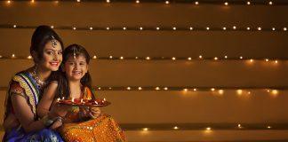 Diwali Card Ideas for Children