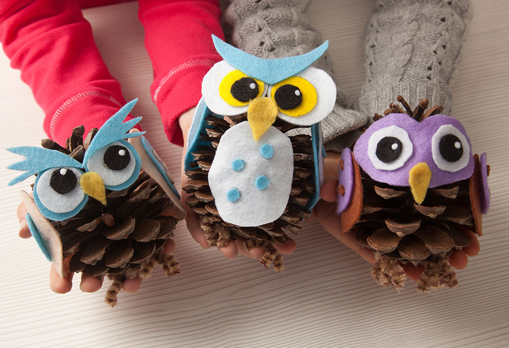 12 Easy To Make Animal Crafts For Children