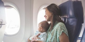 15 Tips for Stress-free Flying with Kids