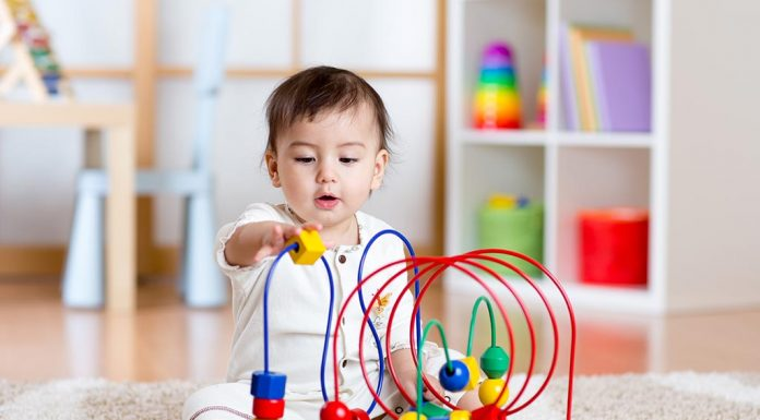 Toys for a 7 month old baby