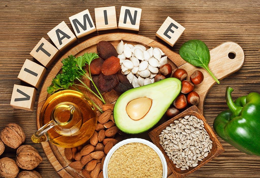 Vitamin E to Boost Fertility in Men and Women