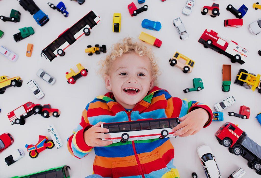 Toys That Encourage Physical Development