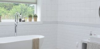 5 easy hacks for a super chic bathroom