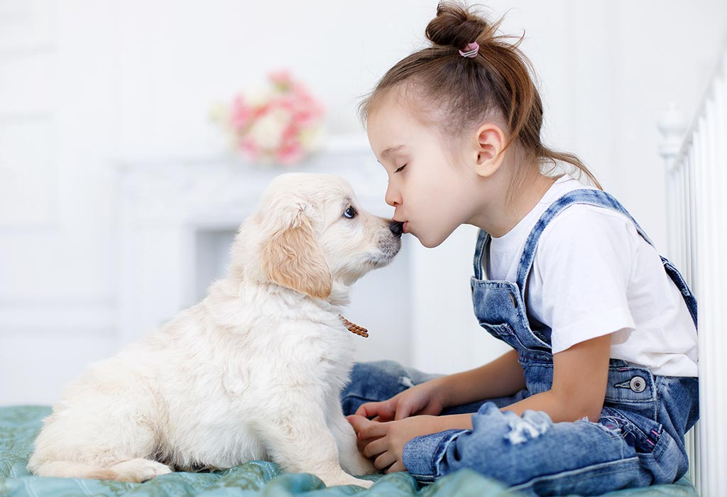 Teaching Your Kid to Care for Animals