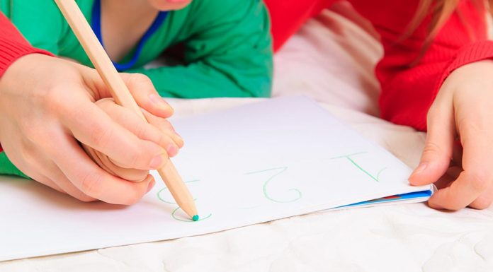 Tips to Help A Child Hold A Pencil Correctly