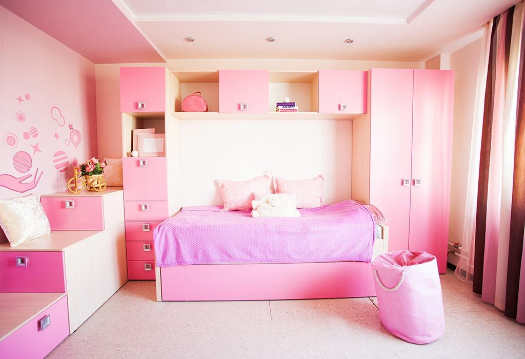 10 Innovative Ideas For Decorating A Little Girl S Bedroom