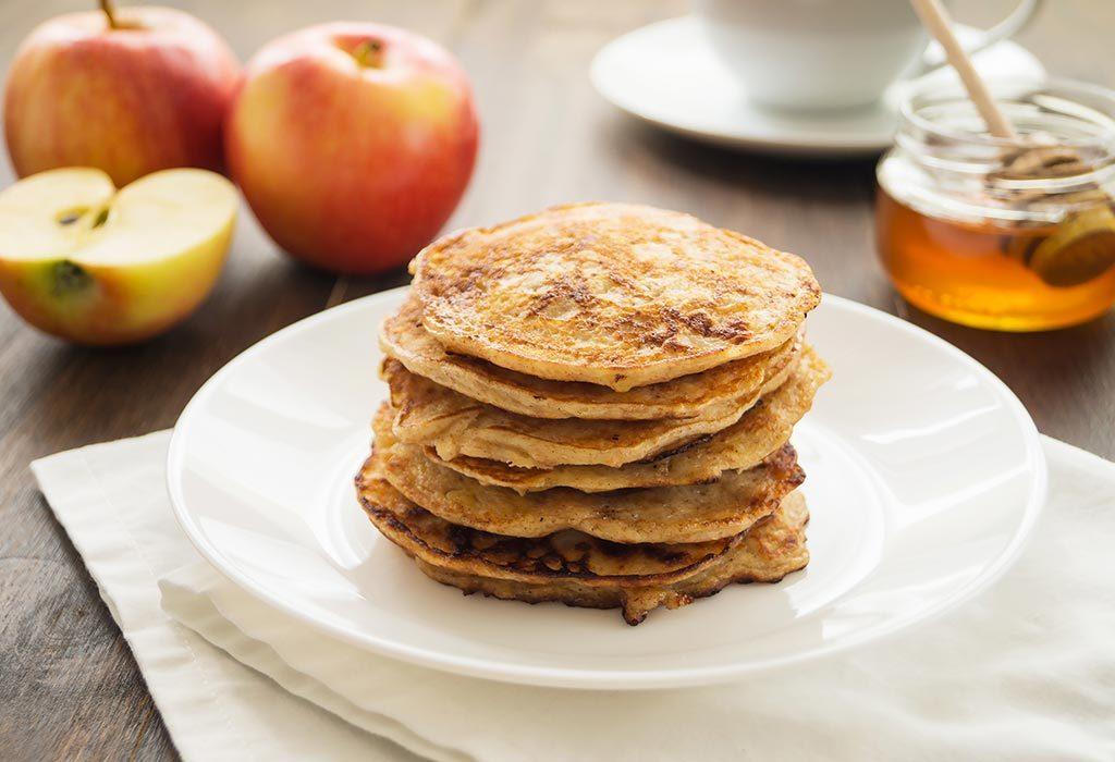 Wheat Pancake