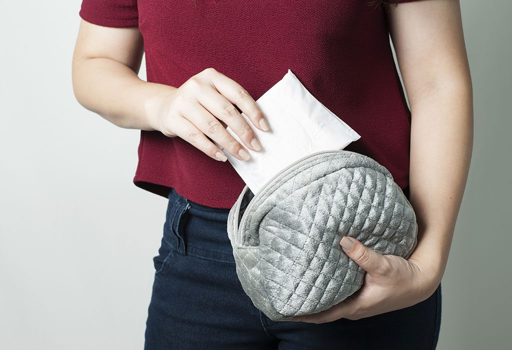 Usage of Maternity Pads After Delivery