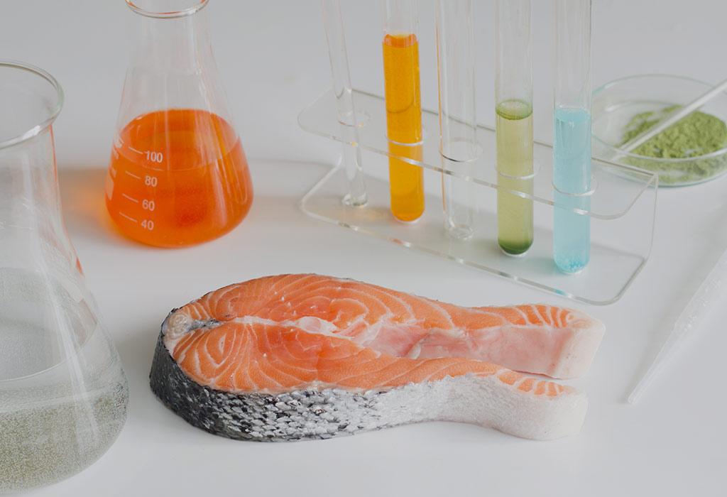 Eating Salmon Fish in Pregnancy