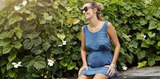 6 genius ways to wear regular clothes when pregnant