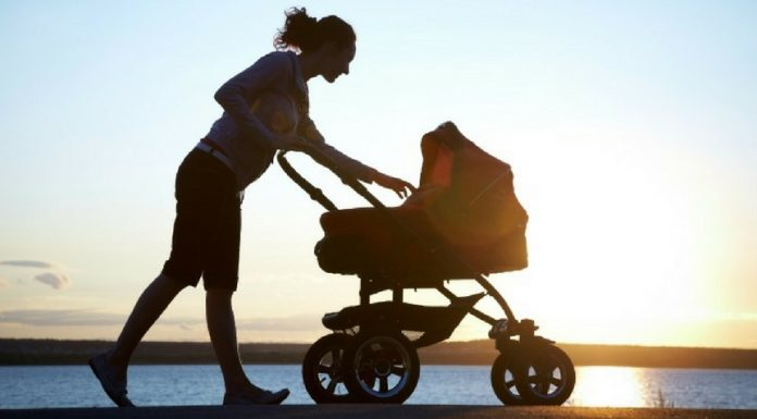 6 ways to find weight loss time with a baby