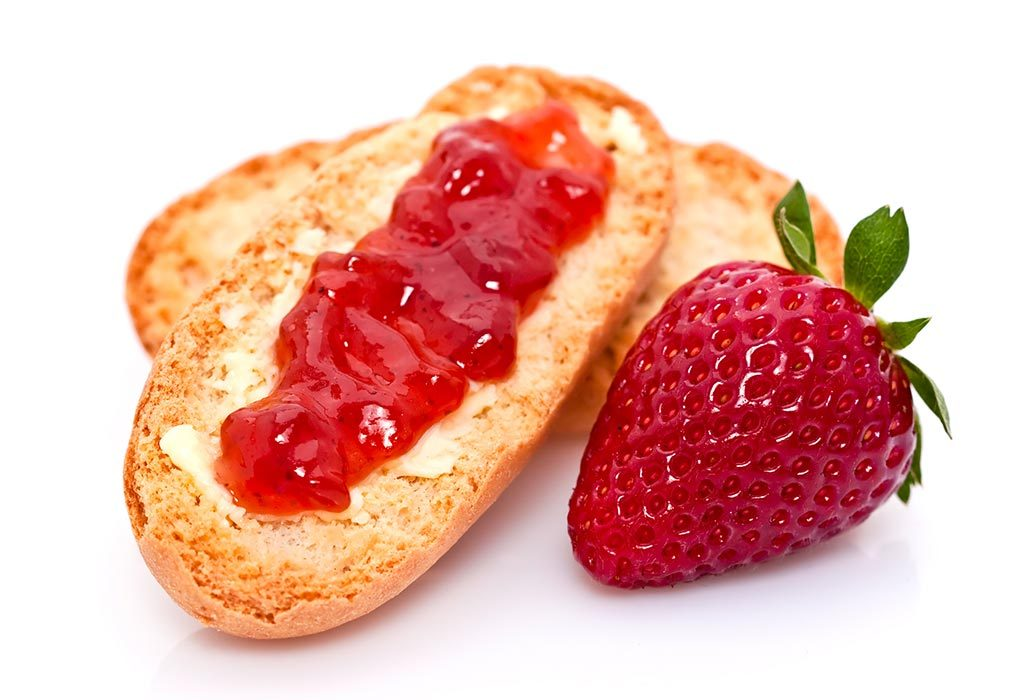Jam and Bread for babies