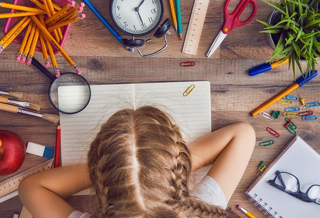 How to improve child's writing speed