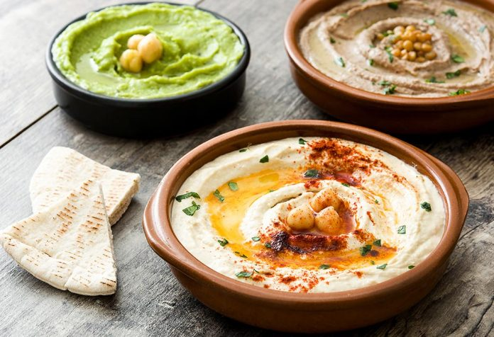HUMMUS DURING PREGNANCY