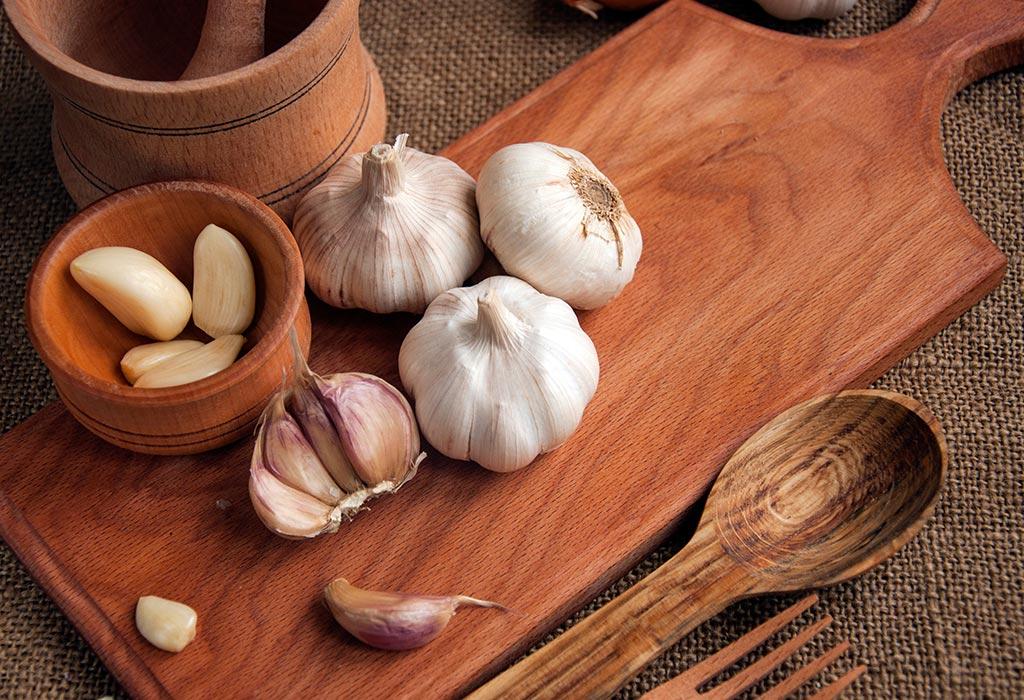 Is Eating Garlic during Breastfeeding Safe?