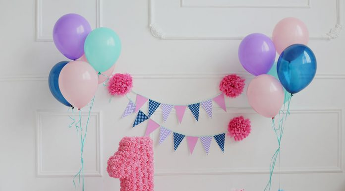 20 Unique and Creative First Birthday Party Ideas