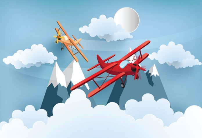 8 Easy Airplane Crafts for Preschoolers and Kids