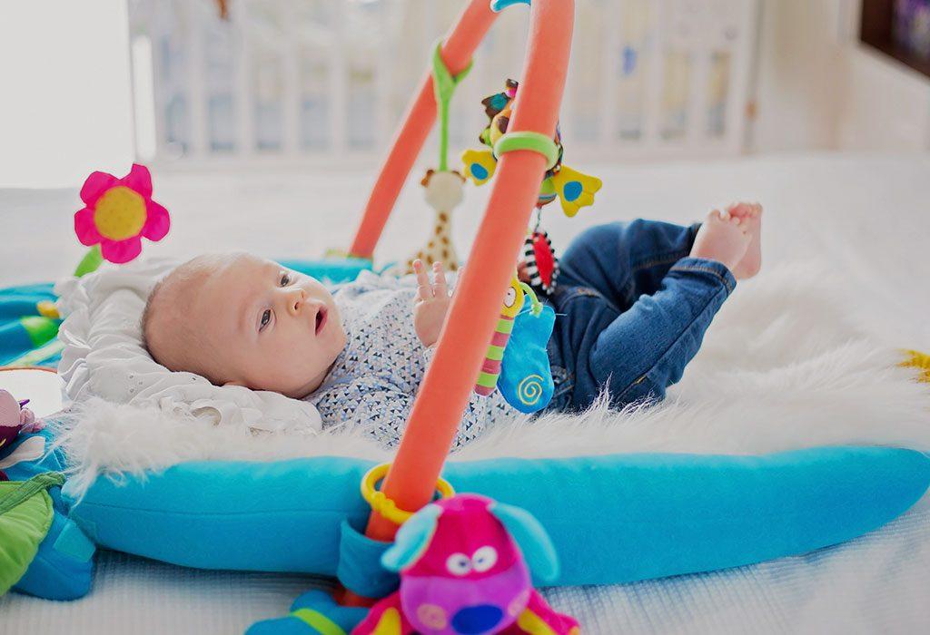 Infant play gym
