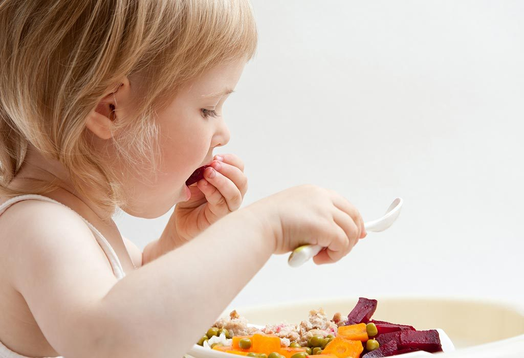 best diet for 18 month with chest congestion