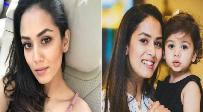 All Mommies Can Relate to Mira Rajput's Maternity Wardrobe Challenge