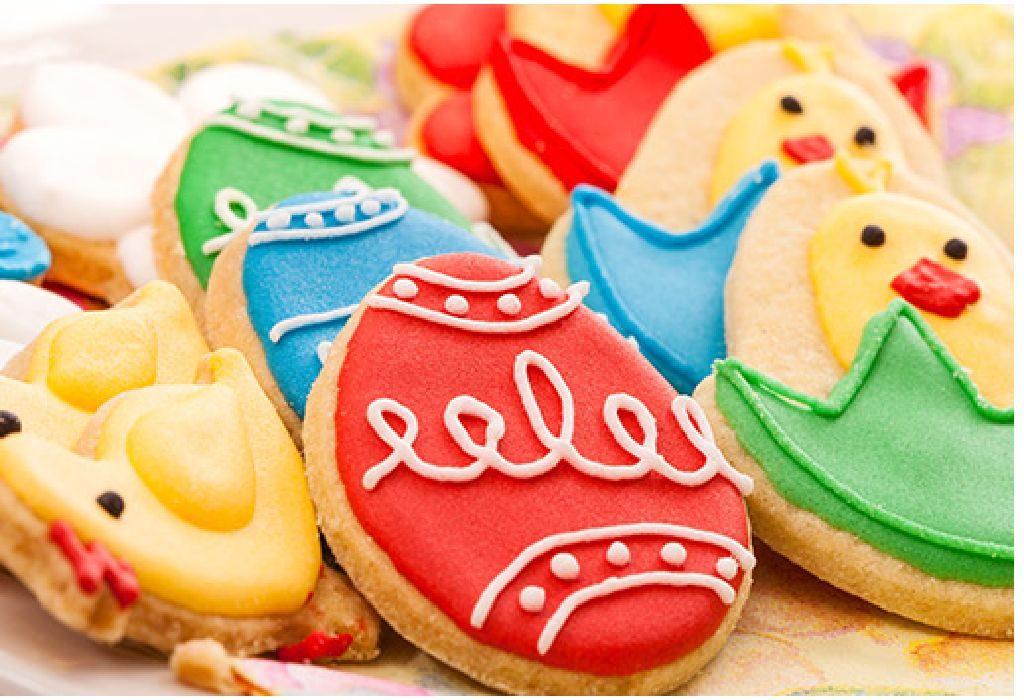 Sugar and Cream Cookies