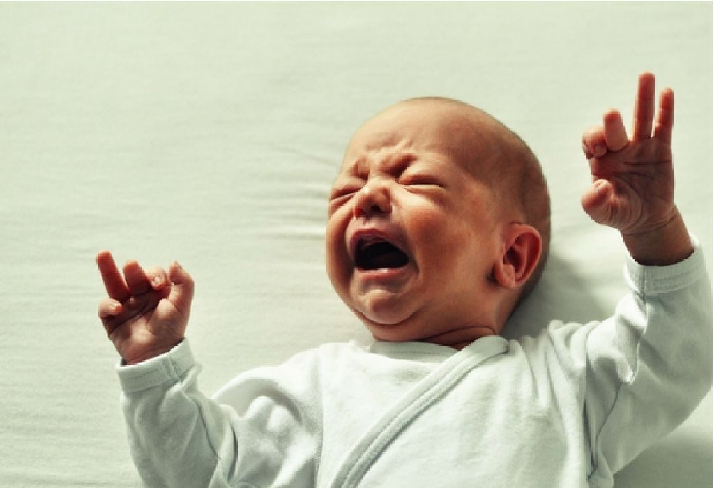 Baby Tantrums Can Result In Accidents Too