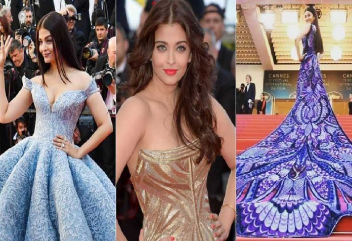 Check Out Some of the Best Looks of Indias Most Beautiful Woman at Cannes Over the Years