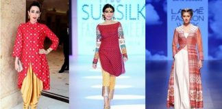 Different Types Of Salwars You Must Own If You Love Indian Wear