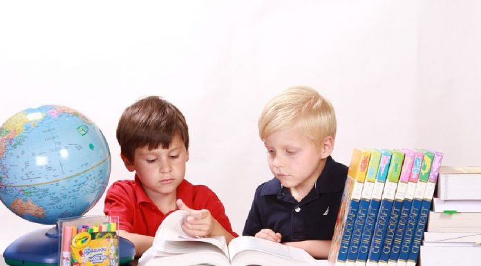 Encourage your Child To Teach a Sibling