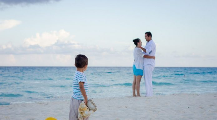 Finding Romance in a Family Trip