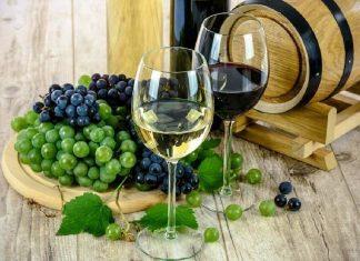 Glow in Skin Fancies Some Wine
