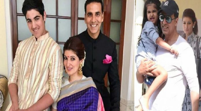 daddy akshay kumar does these 8 things together with his kids