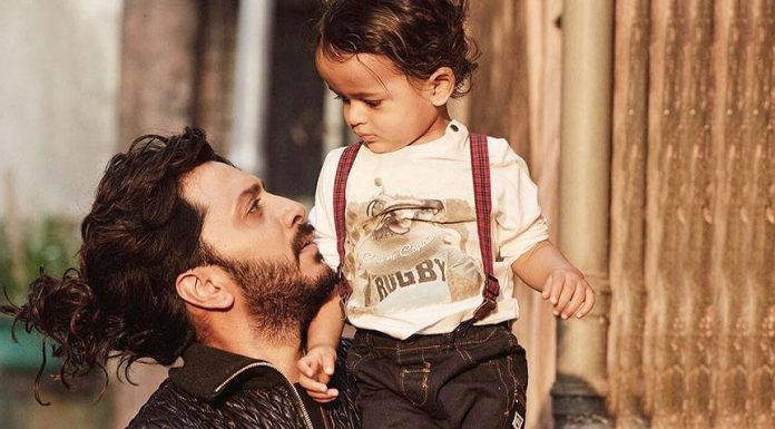 daddy riteish deshmukh confesses his biggest challenge as a new dad