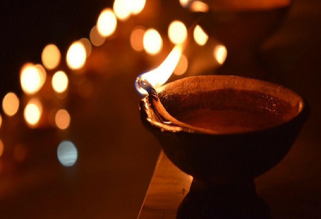 9 Creative And Easy Diya Decoration Ideas For Diwali 2019