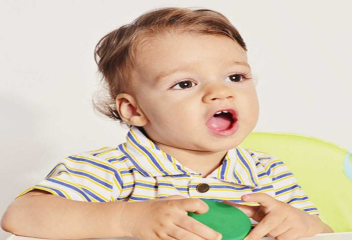 Expressive Language Disorder in a One Year Old