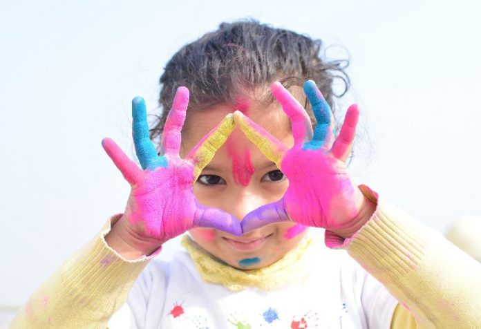Holi Art and Craft Ideas for Your Kids