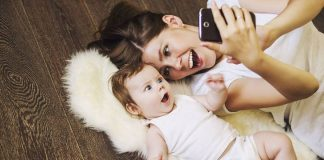 heres how tech can simplify your life as a new mom