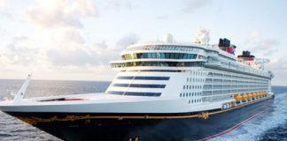 Inside A Disney Cruise Ship