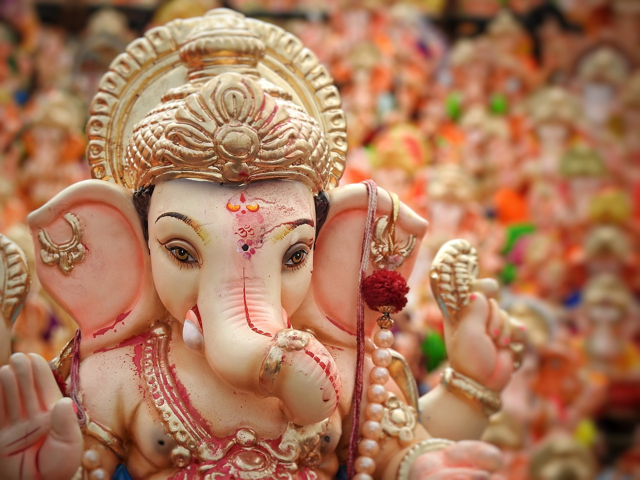 100 Names Of Hindu Lord Ganesha For Baby Boy With Meaning