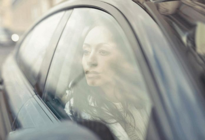 Thoughts Women Have During a Traffic Jam