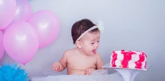 How Not to Let Divorce Spoil your Baby's Birthday Party