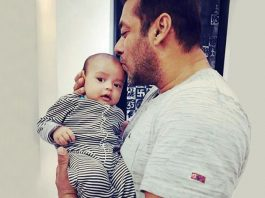 salman khan just gave nephew ahil a gift more beautiful than anything youve ever seen