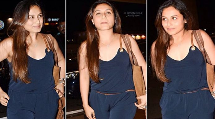 super duper cute were loving these pictures of rani mukherjee daughter adira travelling together