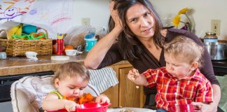 The Real Reason Children Are 100 Times Naughtier With Moms